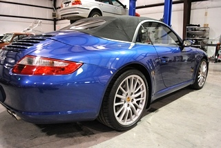 Pre Purchase Inspections Porsche 997