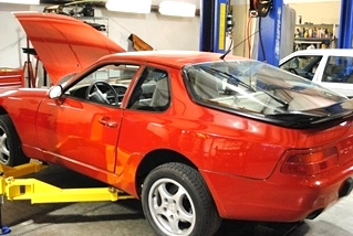 Pre Purchase Inspections Porsche 968