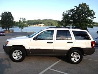 2004 Jeep Grand Cherokee Laredo 4WD - SOLD
