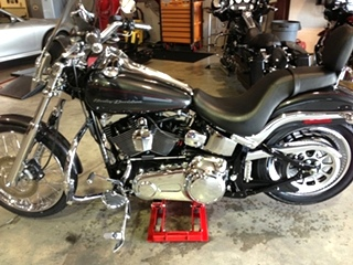 Harley Davidson Repair Knoxville Tennessee