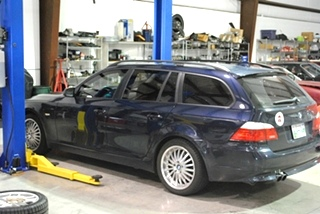 BMW Repair Knoxville Tennessee