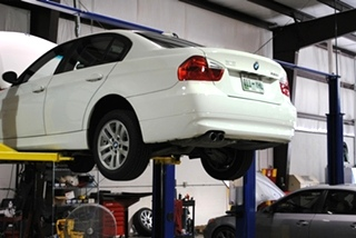 BMW E90 Service