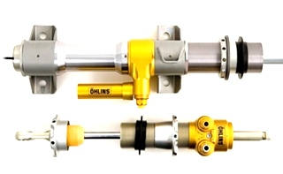 Ohlins performance suspension, shocks, struts, and dampers Knoxville TN