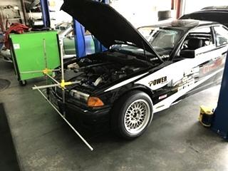 BMW Drift Car Service and Repair