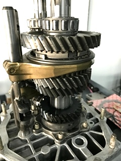 Porsche 915 Transmission Repair