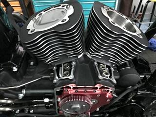 2016 Harley Davidson Pro Street BreakOut CVO 117 Upgrade