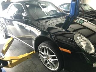 Porsche Oil Service and Inspection