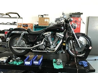 Harley Davidson Repair Knoxville Tn