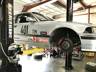 BMW M3 Track Service and Inspections