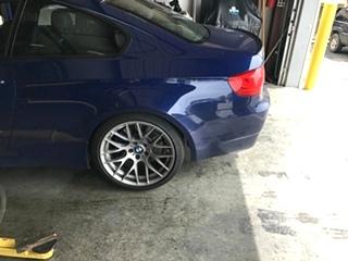 BMW M3 OIL SERVICE