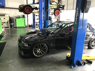 BMW Clutch Repair Knoxville Tn