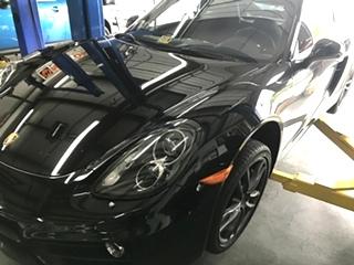 Porsche Maintinance Service Knoxville Tn