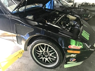 Porsche 944 Race Prep and Repair
