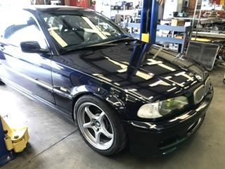 BMW ZHP Bumper Installation