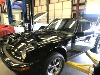 Porsche 911 Pre Purchase Inspection